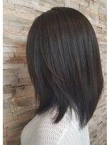 ジャパンヘアー 新都心店(JAPAN hair)ミディアムスタイル
