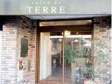 サロン ド テール 四谷店(Salon de TERRE)の雰囲気(【3番出口より1分】レンガ造りのカフェのような外観)