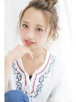 アッシュタカサキ(ash takasaki)スタイリングが簡単 大人小顔ナチュラルショート