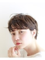 アール ヘアサロン(R hair salon) Nudy short