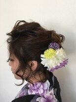 ヘアー ベル フルール(HAIR Belle fleur)浴衣美人
