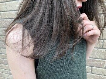 ハフ(HAFU)の写真/5種類のトリートメントで髪のお悩み解決!ダメージ対策に◎なりたい質感に合わせてぴったりの施術をご提案☆