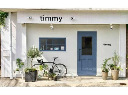 ティミー(timmy)の写真