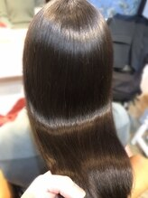 エフブンノイチ ヘアガーデン(1/f HAIR GARDEN)美髪縮毛矯正★ \12100
