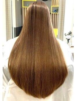 ルッカ(Rucca)の写真/話題沸騰中の【TOKIOトリートメント】でワンランク上のつや*なめらかな手触り*扱いやすい美髪をご提供◎