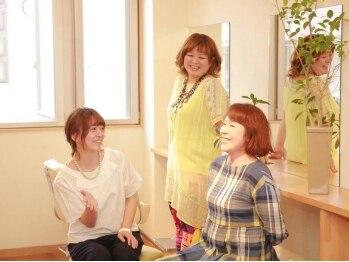 ユラスマイル(YURA Smile)の写真/「何でも話せて大満足!」と口コミで広がる下北の人気店♪じっくりと相談したい方は平日がおすすめです!