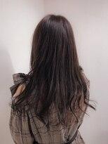 ディーバ ヘアーデザイン(Diva Hair Design)ミディアムインナーカラー