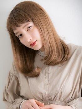 リヴィエラ 西日暮里店(Riviera)の写真/経験豊富なスタイリストがあなたに合わせた髪質改善を提案いたします!【西日暮里】