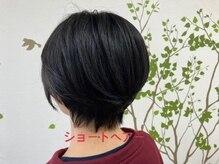 ヘアースタジオ マッシュ(HAIR STUDIO mush)の雰囲気(ショートスタイルも日々のお手入れが楽に決まります。)