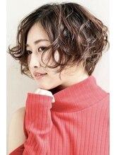 リクリ(LiQLi)【京都AVEDA】【山科】【オーガニック】柔らかショートボブ