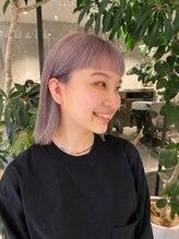 hair&make lucia梅田茶屋町店☆♪こだわりは【バリエーション豊富なヘアカラー☆】