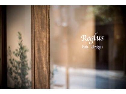 レグルス ヘア デザイン ニシジン 西新店(Reglus hair desigh)の写真
