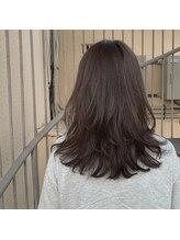 ヘアーメイク リノ(hair make lino)レイヤーstyle 『倉敷//lino』