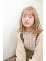 ピカイチ 上通店(pikA icHi)*pikAicHi*艶感×ハイトーンカラー
