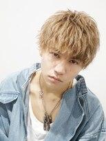 ゴールド 渋谷(GOALD)モテ髪!スクリューショートレイヤー