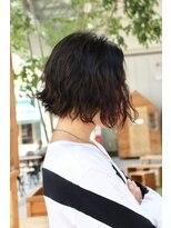 メンズヘアースパイス ユメサキ(Men's Hair SPICE -yumesaki-)ラフなスパイラルパーマでおしゃれな気分が味わえる