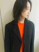 モッズヘア 仙台PARCO店(mod's hair)【遠藤】#小顔レイヤー #顔周りレイヤー #セミウルフ