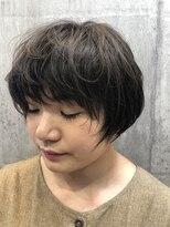 ニコ(nico)☆柔らか質感マッシュショート☆