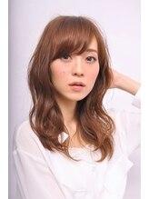 ヘアー アート ジュース 茶屋町店(Hair art Juice..)アンニュイウェーブ
