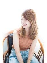 リノヘア 関内店(RINO Hair)女子力UP カット&カラー&ルファルデトリートメント 6300円