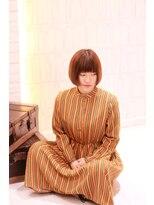ヘアスタジオ エル(Hair studio eru)オシャレ☆パッツンボブ