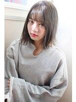 アンアミ オモテサンドウ(Un ami omotesando)【Un ami】《増永剛大》 大人かわいい/小顔/人気の外ハネボブ