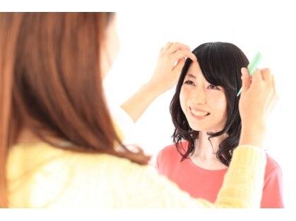 美容室ハービィゼロゴ マルエツ入間川店(HERBIE05)の写真