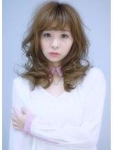 ヘア ケア オディール(Hair Care Odile)【 Odile 】可愛いふわっとミディアム