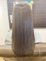 キュリオ 尾山台(curio)髪質改善ストレート