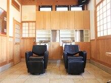 美容室エレガンスの雰囲気(予約なしでもいつでも気軽にご利用いただけます。)