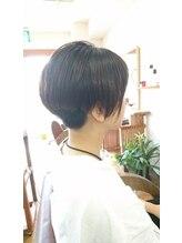 ヘアー サロン レイラン(Hair Salon REIRAN)マニッシュショート