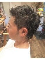 エイトヘアー(eight. hair)やんちゃショート