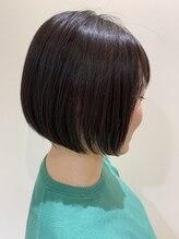 フーヘアーリビング(Fuu Hair Living)ショートボブ
