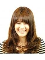 ジェンテ ヘアサプライ(GENTE hair&supply)フレアカール