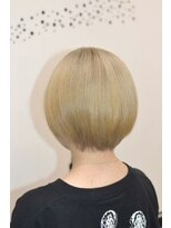 ヘアーサロン エール 原宿(hair salon ailes)(ailes 原宿)style351 ストレート☆ブロンド