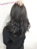 モードケイズ サニーグレイス(MODE K's SUNNY GRACE)ハイライト×アッシュグレージュ☆