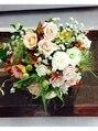 エッセンシャルヘアケア アンド ビューティー(Essential haircare & beauty)10月26日お客様のお花屋さんよりお祝いで頂きました。
