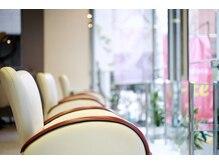 ヘアースペース ティーテ(Hair Space T-te)の雰囲気(日本橋・神田のオフィス街の2階にあるT-te★【三越前】【神田】)