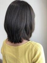 ケーオーエス(KOS beauty hair, nail & eyelash)グレージュカラー