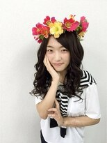 花飾りGirl☆