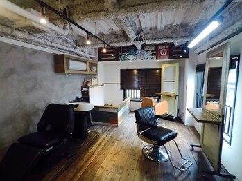 ルート ヘア デザイン(Route hair design)の写真/一軒家サロンが豊洲にOPEN♪各階2席のみの贅沢空間で『貴女だけのプライベート時間』を体験してみては♪