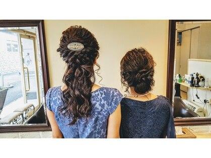 ヘアーサロン ダブル(hair salon W)の写真