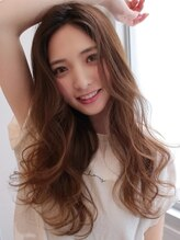 アグ ヘアー アリス 十三店(Agu hair aris)《Agu hair》女性らしさ満点のヘルシーウェーブ