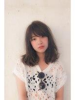 リトル アイズミ バイ ヴィーヴル(little aizumi by BIVRE)紗栄子風大人かわいいふわミディ