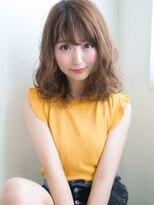 ライムヘアービューティフィー(Lime hair beautify)好感度高め◎クラシカル×厚めバング☆モテガールセミディ♪