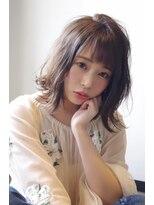 ヘアリゾート リアン(hair resort Lien)ニュアンスミディ ☆Lien☆ 倉田