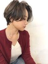 キアラ(Kchiara)ハイライトショート明るい白髪染め/kchiara福岡天神川野直人