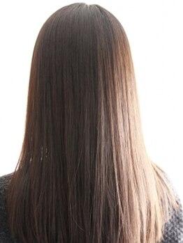 ブルーム ヘア デザイン(bloom hair design)の写真/[瑞穂]気になり始めた白髪のお悩みに―自己流カバーの前にプロにお任せ!!自然に馴染む髪色に♪