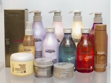 ヘアメイク レガーロ(Hair make Regalo)の雰囲気(使用するのはロレアル。貴女に合わせてチョイスします。)