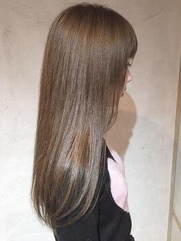 リーヘア(Ly hair)の写真/【業界最高峰★】話題の《ハホニコ》&《TOKIO》をご用意★あなたの髪質やお悩みに合せて選べます♪